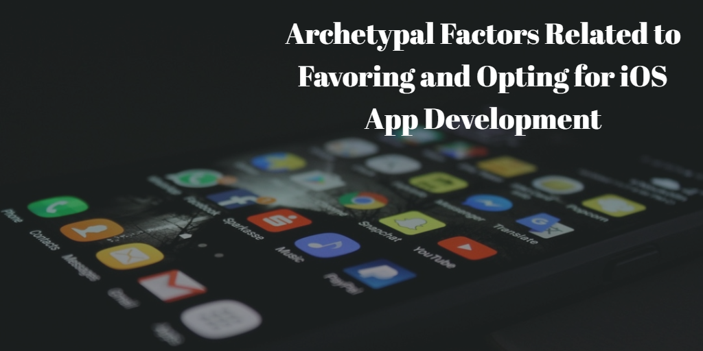 listed are some of the factors which nudge the enterprises to opt for iOS application development.
