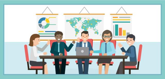 Crosstraining Marketing with Sales