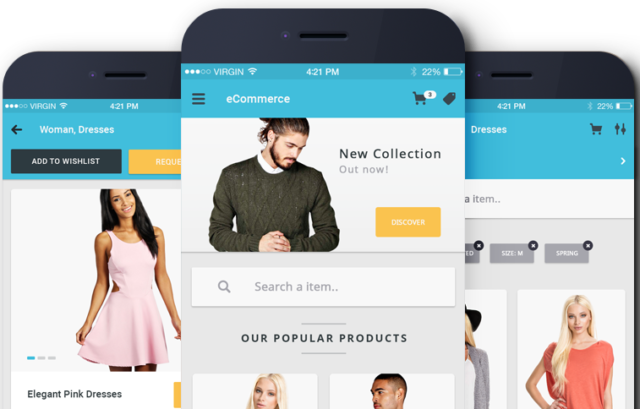 Build an App for your eCommerce Site