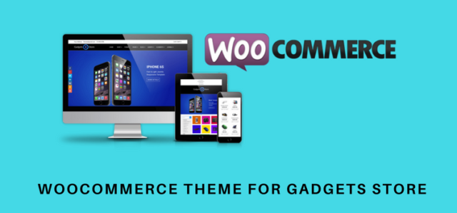 Best Woocommerce WordPress Themes For Gadgets Stores